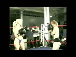 Foxy boksen 2: gratis lesbisch porno video- d8