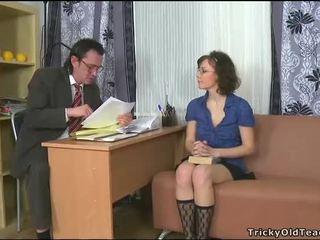 Sensuaalne tutoring koos õpetaja