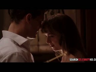 Dakota johnson - fifty shades von grey (uncut)