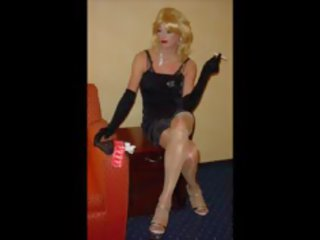 crossdresser, ladyboy, latina