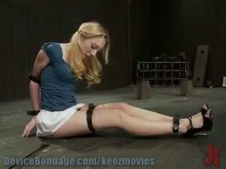 Little Emma Licked By Bondage