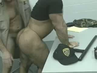 Officers par the loose