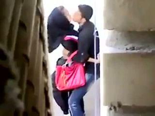Arab seks przyłapani na camera