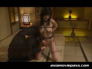 Japanese Bondage Slave Girl Sex. Ami Sakurai, Emi Haruk