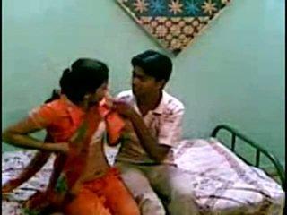 Delicious immature индийски уличница secretly filmed докато got laid
