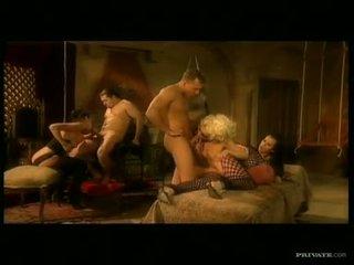 grupu sekss, blowjob action, cock nepieredzējis