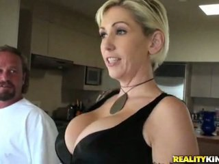 Big titted Kasey Grant