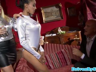Bigtitted escorts cumswapping po triosex: nemokamai porno 06