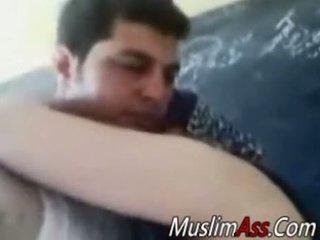 Gorda hijab ama de casa follada en privado vídeo
