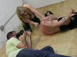 Behind ang scene aiden starr arabelle raphael at mr pete