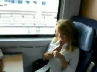 Sex On Train Video