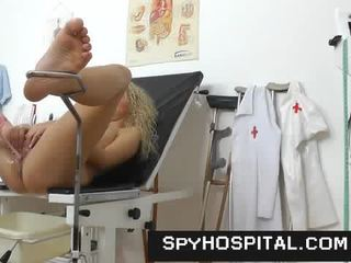 vajina, doktor, gizli kameralar