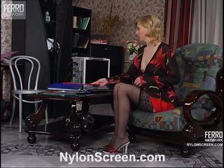 Olivia en rudolf mindblowing panty video-