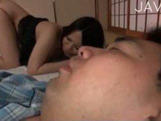 japonski, velike joške, titjob
