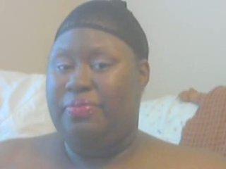 Skype Camgirl BBWShadeXXX Is Giving Je...