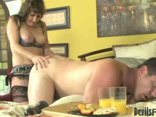 strap-on, weibliche dominanz, domina