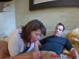 Hot brunette for an outstanding fuck! french amatir
