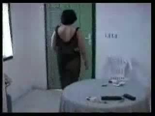 Arab แม่ และ two หนุ่ม boys โฮมเมด วีดีโอ