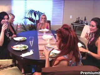 Milf lesbians getting pleased Video