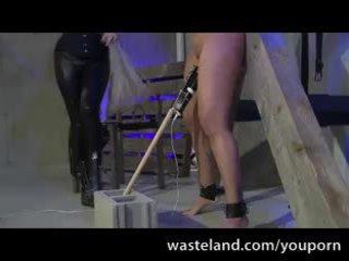 sexuální hračky, svázaný, domina