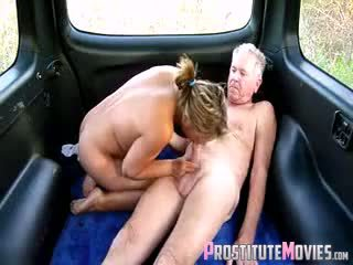 blowjob, old+young, outdoor