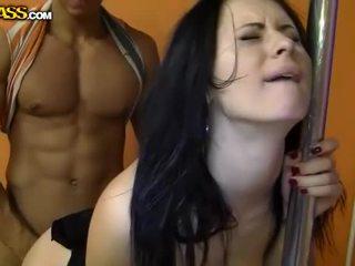 hardcore sex, muca fucking, pošast petelin