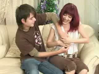Seks dengan ibu