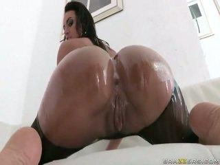 Luscious porno bintang franceska jaimes besar bokong pounded