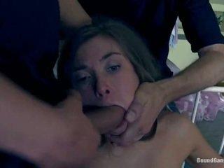 hardcore sex, deepthroat, pekný zadok