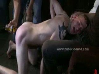 Hawt homo publiek billenkoek en neuken