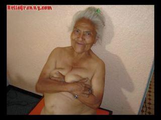 Hellogranny amadora latina pictures compilação: hd porno 47