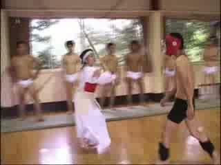 Weird Japanese Martial Arts Porn Video Video