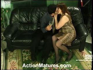 hardcore sex, jatuh tempo, porn mature