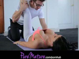 Puremature flexible caliente mqmf jewels jade entrenamiento
