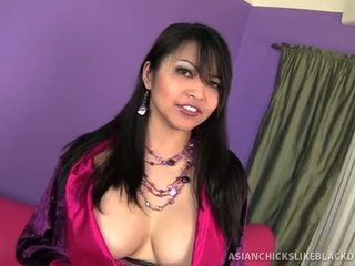 Ageless Mika Tan Begs For Black Cock Punishment