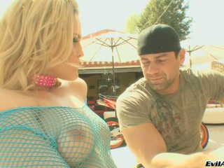 Awesome marco banderas, alexis texas play bayan game here without a stitch on
