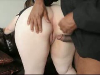 Cantik gemuk pendek lass antar ras buttsex