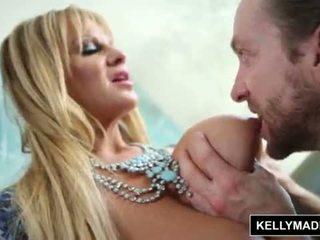 Kelly madison - blue लोंज़ेरी seduces उसकी आदमी <span class=duration>- 12 min</span>