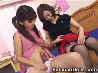 oral, fetish, futanari