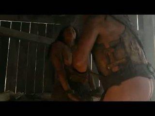 Katrina право горещ цици в nude/sex сцени