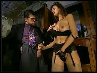 Nieśmiałe dziewczyna z okulary gets fucked, darmowe porno f8