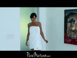 pinakamabuti brunette real, big boobs Libre, saya beauty online