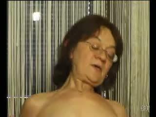 Mature granny getting dildo d - Julia ...