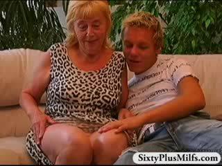 老, gilf, 奶奶