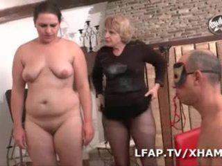 swingers, frëngjisht, anal