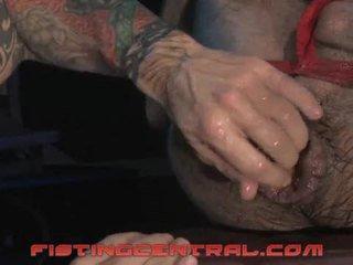 spier, tatoeëren, fetisch