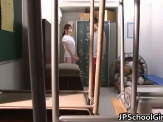 Горещ японки ученичка секс видеоклипове