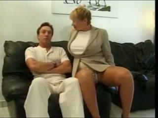Gina Vice French Threesome