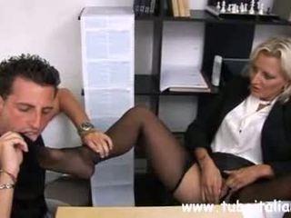 Itali dewasa female manajer