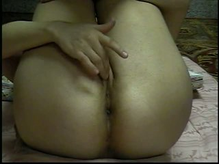 brunette, orgasme, masturbatie
